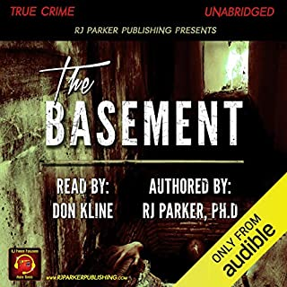 The Basement audiobook cover art