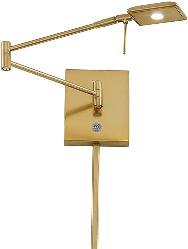 wholesale George sale Kovacs P4328-248 One Light Led Swing high quality Arm Wall Lamp sale