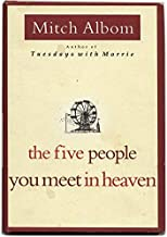 BY Albom, Mitch ( Author ) [{ The Five People You Meet in Heaven - Large Print By Albom, Mitch ( Author ) Jan - 05- 2010 (...