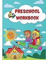Preschool Workbook: Super Fun Activity Book For Kids Practice Workbook to Tracing Numbers and Letters Activity Book for Pre K, Kindergarten and kids ages 2-5 Handwriting Practice Workbook for Kids