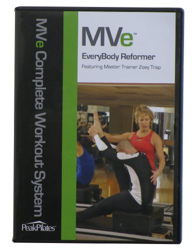 Peak Pilates Mve Everybody Reformer Workout DVD