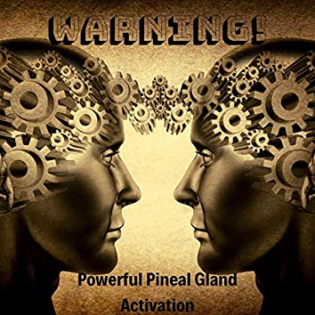WARNING! Powerful Pineal Gland Activation - Chakra Meditation & Healing Music