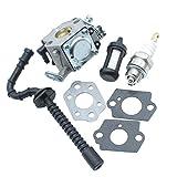 Kit De Filtro De Combustible Del Carburador para Stihl Motosierras 021 023 025 Ms210 Ms230 Ms250