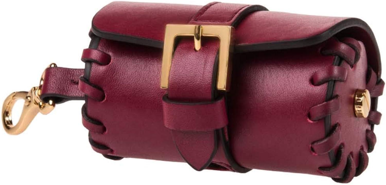 FRIDA Firenze FF184050020O Dispencer Dog Bags  Bon Ton, One Size, Wine