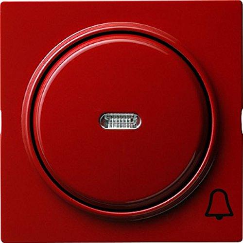 Gira 028643 wip control symbool bel S, rood