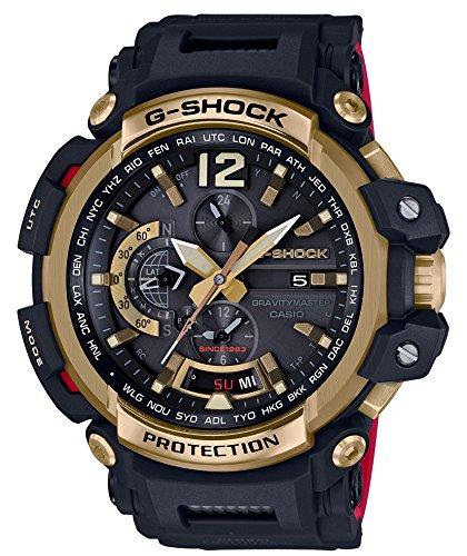 [カシオ] 腕時計 ジーショック グラビティマスター 35th Anniversary ゴールドトルネード Bluetooth搭載GPS電波ソーラー GPW-2000TFB-1AJR メンズ