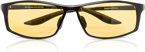 TrueDark Daywalker Elite Blue Light Blocking Glasses - Protect Your Eyes from Harmful Junk Light