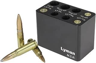 Lyman Products MSR Ammo Checker Block