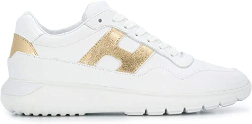 Hogan Scarpe Sneaker Donna H371 interactive3 HXW3710AP20JI80746 ...
