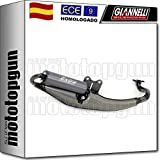 GIANNELLI ESCAPE COMPLETO HOM EXTRA V2 VITALITY 50 2T 2007 07 2008 08 31619P2