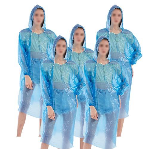 Artibetter Beschermende Overall Jassen Isolatiekostuum Beschermend Lichaam Jumpsuit Industriële Wetenschappelijke Beveiliging Beschermende Kleding Voor Laboratorium Ziekenhuisbenodigdheden 10St
