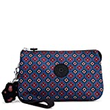Kipling Creativity Extra Large Printed Pouch Mystical Medallion Green