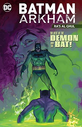 Batman Arkham: Ra's Al Ghul (Batman (1940-2011)) (English Edition)