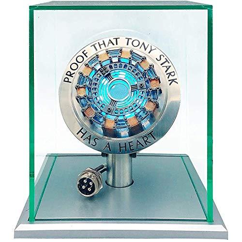 Iron Man Arc Reactor Chest Light Modelo 1: 1 MK1 / MK2...