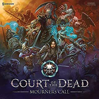 Project Raygun: Court of The Dead: Mourner's Call Board Game (KICKSTARTER Version)