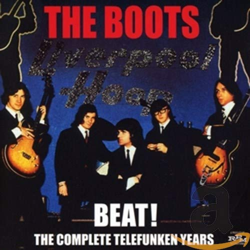 Beat!!-the Complete Telefunken Years (2cd Edit.)