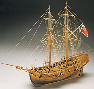 Shine - premium model ship kit by Mantua