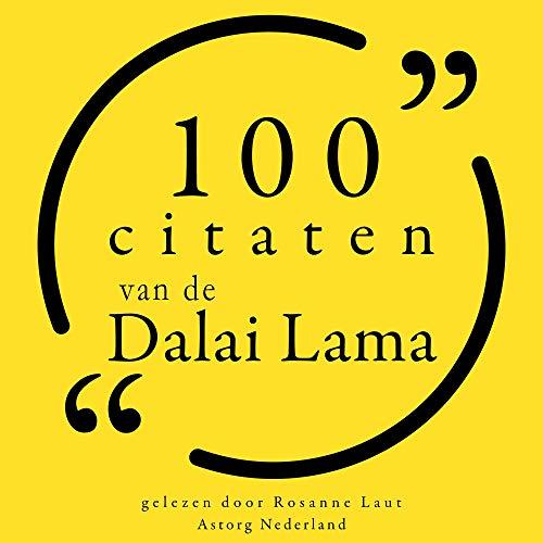 100 citaten van Dalai Lama Titelbild