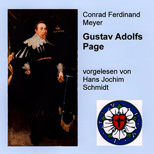 Gustav Adolfs Page audiobook cover art