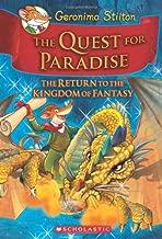 Best geronimo stilton kingdom of fantasy book 2 Reviews
