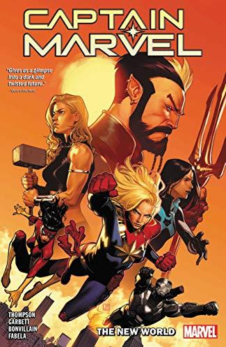 Captain Marvel Vol. 5: The New World