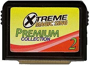 Magic Sing Karaoke Mic Songchips Premium Collection 2 for ET23KH, ET25K, ET25KN, ET19KV, ET18K, ET9K, A Collection of 300 Songs All Time Favorite