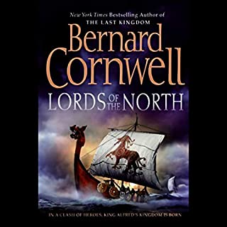 Lords of the North audiobook cover art