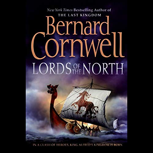 Lords of the North Audiobook By Bernard Cornwell cover art