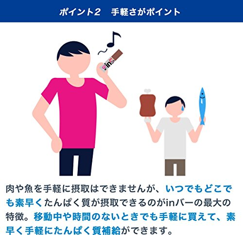 森永製菓『inバープロテインウェファーバニラ(12本入×1箱)』
