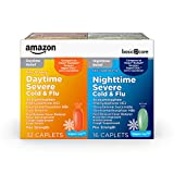 Best Daytime Cold Medicines - Amazon Basic Care Vapor Ice Daytime and Nighttime Review