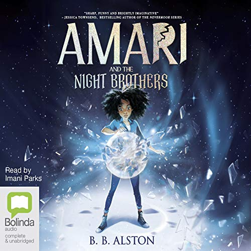Amari and the Night Brothers cover art