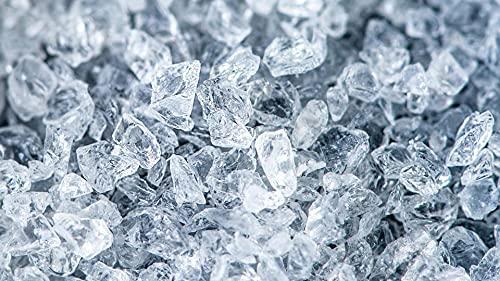 Testpaket Glasgranulat 3 x 2.50kg (2.50kg Körnung 80-150µm + 2.50kg Körnung 100-200µm + 2.50kg Körnung 200-300µm) // Strahlmittel, Strahlgut, Glaspuder, Glasmehl, Glasbruch, 7.50 kg, EAN: 060913283661