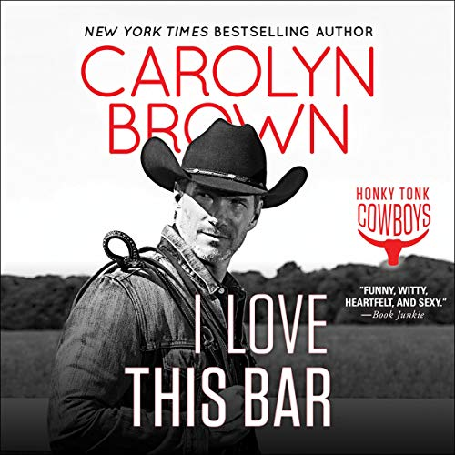 I Love This Bar audiobook cover art