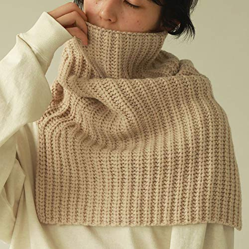 TODAYFUL (トゥデイフル)『Volume Knit Neckwarmer』