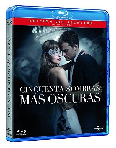 Cincuenta Sombras Más Oscuras Blu-ray