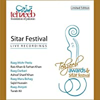 Sitar Festival-Live Recordings