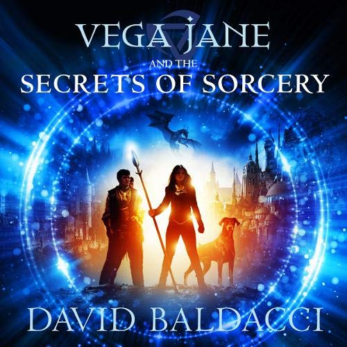 Vega Jane and the Secrets of Sorcery cover art