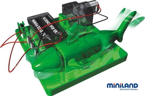 Miniland Robotic Shark