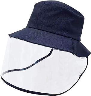 YSYNCAP Chapeau de Seau Camouflage Panama Bucket Hat Hommes Femmes Double Couches R/éversible Bob Hat Hip Hop Gorros P/êche Chapeau De P/êcheur