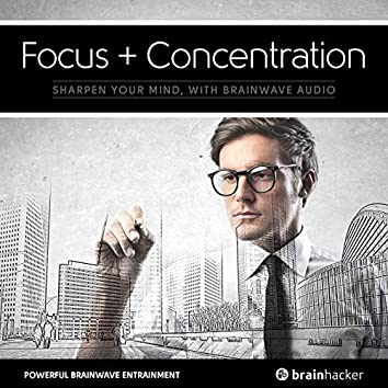 Focus and Concentration Session (Brainwave Entrainment)