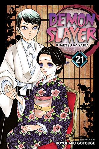 Demon Slayer: Kimetsu no Yaiba, Vol. 21: Ancient Memories