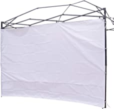 Best 9x9 canopy sidewalls Reviews
