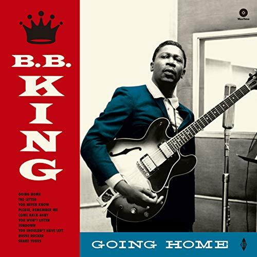 Album Art for Going Home [180-Gram Vinyl With Bonus Tracks] by B.B. King
