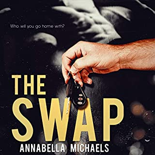 The Swap audiobook cover art