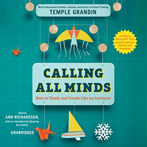 Calling All Minds audiobook cover art