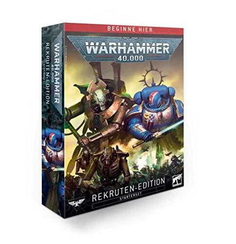 Games Workshop Warhammer 40k Rekruten Edition Starter Set
