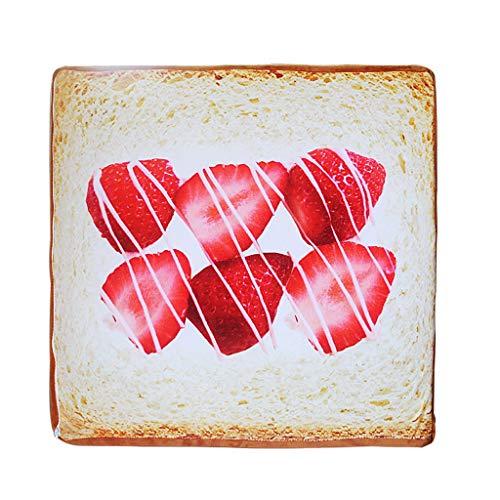 Huisdierbed 2019 kwaliteit huisdier-bed creatieve huisdier-mat kat hondenbed kat-kussens brood toast matras zwinger huisdiernest