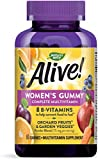 Nature's Way Alive Women's Gummy Vitamins CT, mixed berry, 60 Count