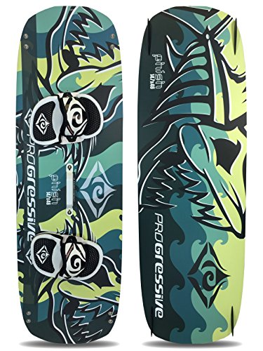 Phish Freeride Kiteboard by Progressive Boards