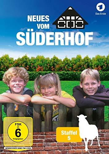 """Staffel 5 (""""Süderhof II"""") (2 DVDs)"""